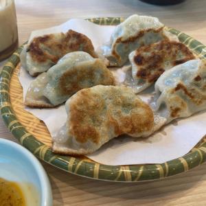 カフェ風お洒落な手作り餃子屋さん「囍八方餃子麵館」と歴史トレイルの続き