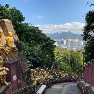 ご利益あり⁈ユニークな金色の像だらけの萬佛寺(万仏寺)に行く