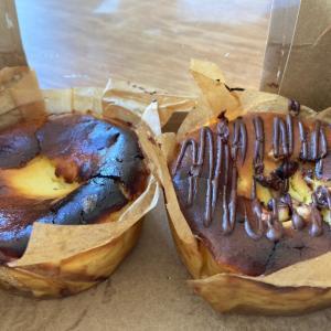 「Homebake」ベーカリーのバスクチーズケーキ&ダンナ飯