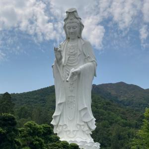 完全予約制の香港の新パワースポット「慈山寺 (Tsz Shang Monastery)」