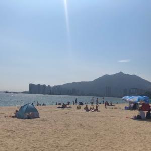 香港にもあるゴールドコースト(黄金海岸)ビーチへ行ってみた