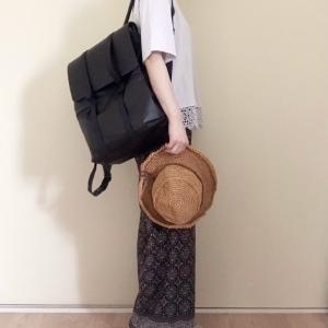 【Gaston Luga】雨の日にもピッタリな大容量リュックが新発売!!