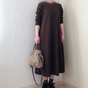 【REAL STYLE】人気シリーズの秋の新作ワンピース♪