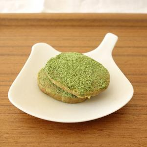 抹茶のポロポロクッキー