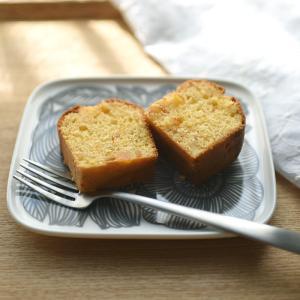 米粉のオレンジパウンドケーキ
