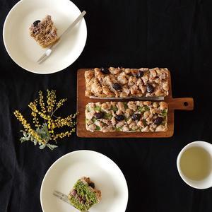 甘酒やあんこ、発酵食品を使ったパウンドケーキを習う