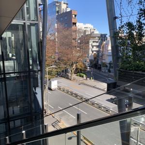 ランチは渋谷の宮下公園で~代官山でアップルパイとコーヒー~