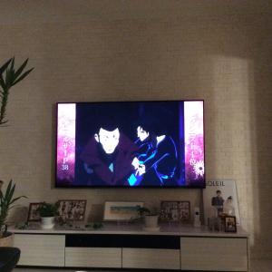 今日はアニメの日~ルパン3世~ナポリのかまどにて あっちのバァバと会食~
