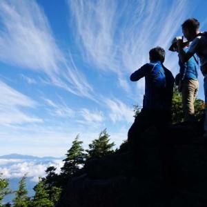 木曽駒ヶ岳トライアル
