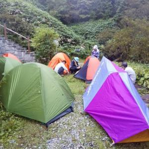 富士見台から恵那山へ