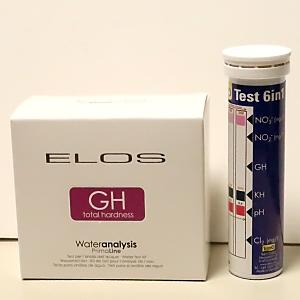 硬度(GH)の計測には「ELOS アクアテスト GH」が最高!