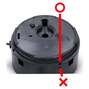 エーハイム:モーターヘッドカバーの交換方法(開け方/外し方)