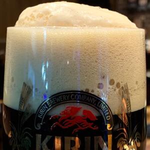 ご褒美黒ビール