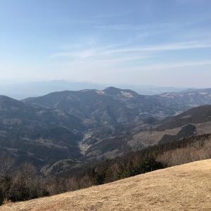 2019年3月5日(抜釘1年3ヶ月) 常平山の見晴らし最高!
