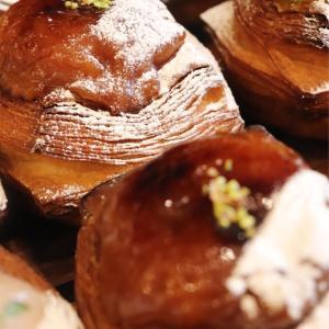 「タルトタタンのデニッシュ」他、季節限定のデニッシュは、朝8時半頃からお出ししております(2019.11.06)