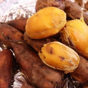 青葉ファームさんの安納芋を使用した「安納芋のディニッシュ」たいへん好評いただいております(2019.11.16)