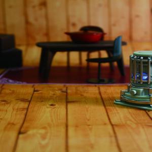 アラジンのおしゃれストーブの比較。キャンプに持って行くのは?
