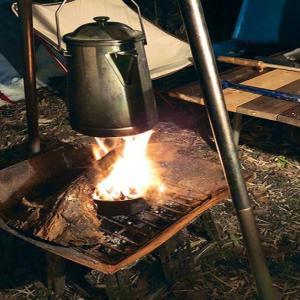 【野営】プライベートキャンプ場で生活「6日目~10日目のレポ」