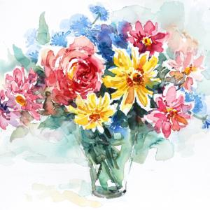10月の花束