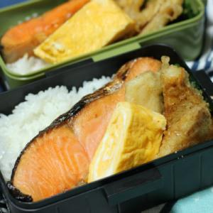 鮭おにぎり弁当