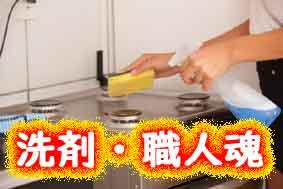 【がっちりマンデー】儲かる洗剤の技・職人魂シリーズは口コミでも評判!