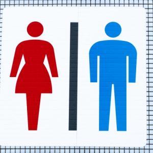 【トイレ】男女兼用のマンションは法令違反?例外の改正の動きが!