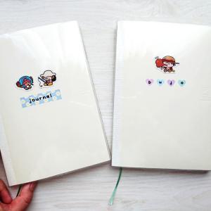可愛いノートができました