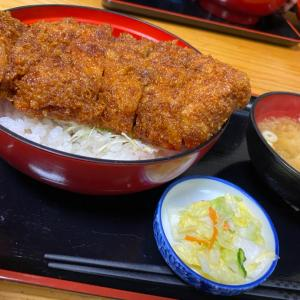名代ソースカツ丼柏屋