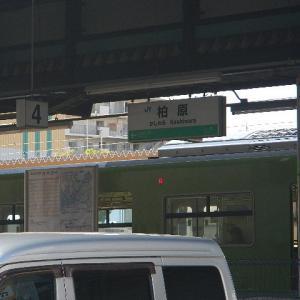 9/16 ⑤生駒200 柏原駅→生駒山上1回転ループ→額田駅