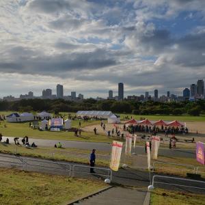 第1回 なにわ淀川ロケットマラソン