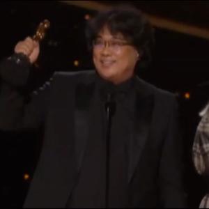 アカデミー賞2020 韓国映画 「パラサイト半地下の家族」作品賞など4冠受賞