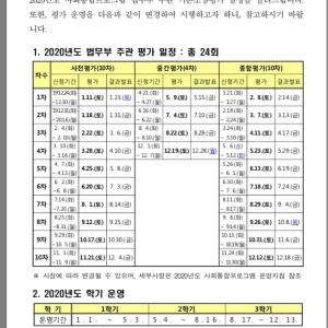 2020社会統合プログラム(韓国)