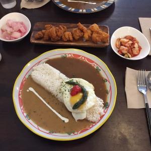 カレー屋さん「마츠카레(まつカレー)」in清州ソンアンギル