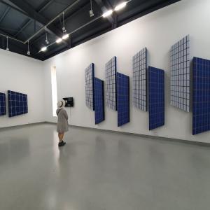 シェマ美術館・開館10周年特別展「金在寛展」