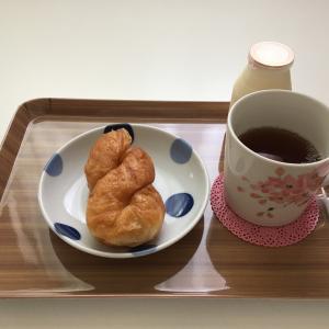 今日の朝ごはん☆
