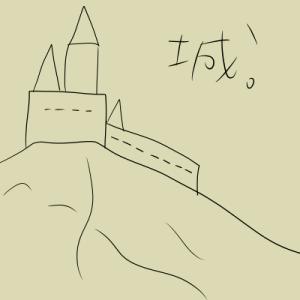 お城に住むなら、こんな風に。