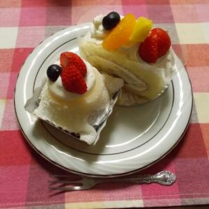 ケーキのクリーム問題…。