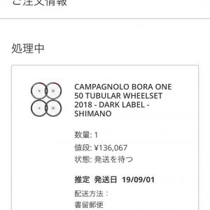 PBKでBORA ONEを買った  川崎港トライアスロンはBORA ONEを試す