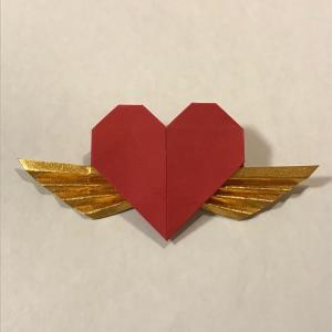 愛の翼に乗って