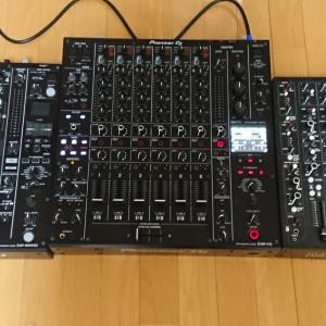 MODEL 1 VS DJM-V10比較試聴