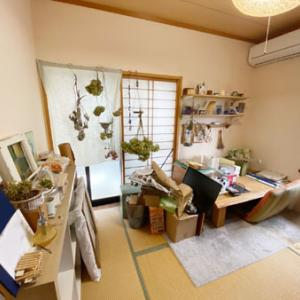和室を洋室にしました
