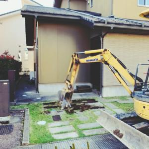 O-house 2期工事スタート