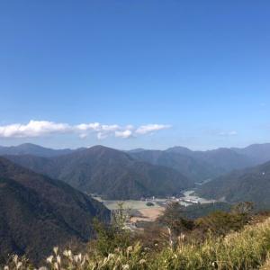 大野山ハイキング