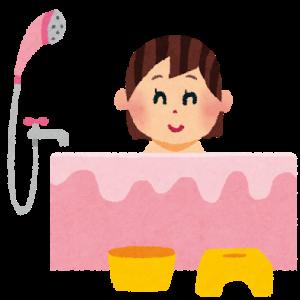 触覚を育む、お風呂で「手洗い」