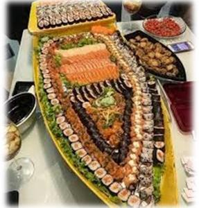 ブラジルの和食