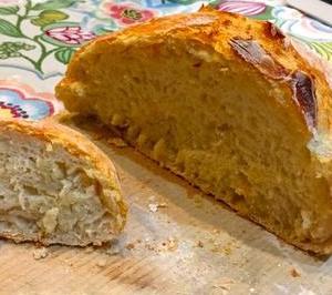 世界で最も古いパン(Pão mais velho do mundo)