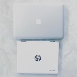 MacBookからChromebookへ買い替えた記録