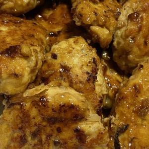 🔷味変いろいろ!超簡単もやし入り鶏ひき焼き