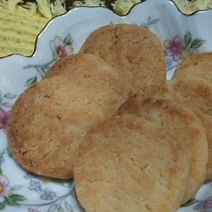 🔶サツクサク❗簡単練乳クッキー