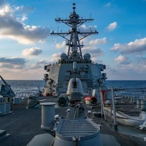 海外 米海軍、異例の連日の「航行の自由作戦」ー中国をけん制